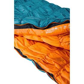 deuter Exosphere -10° SL Sleeping Bag Women petrol/mango